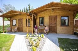 Domki drewniane DOMINIKA
