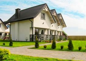 Domki letniskowe Domki Bursztynowe