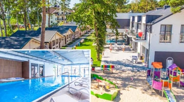 Domki letniskowe Family Holiday Spa & Resort