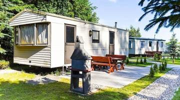 Domki letniskowe Holiday Lodge Camping