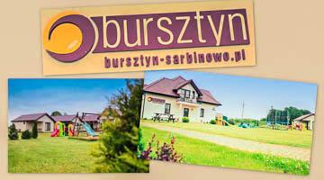 Domki letniskowe Domki  i pokoje BURSZTYN