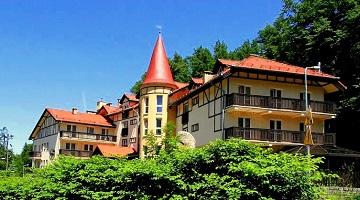 Pokoje Hotel NOWA-SKI ***