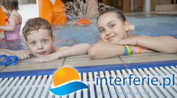 Pokoje INTERFERIE Aquapark Sport Hotel