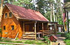 Domki drewniane i samodzielne mieszkania